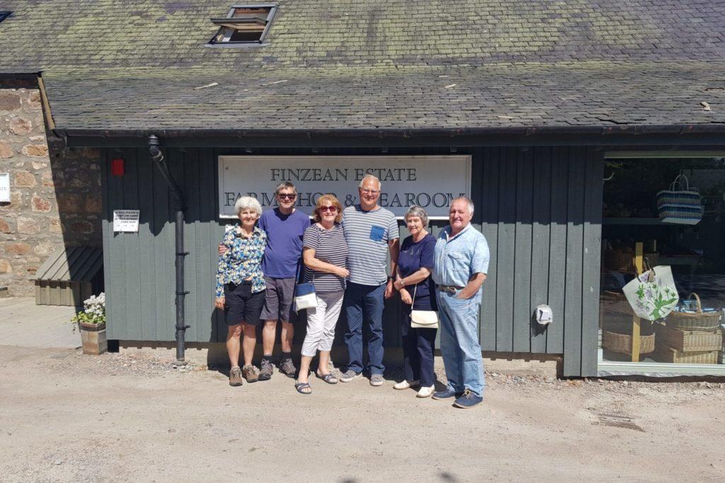 food tour bothies and bannocks farm shop aberdeenshire